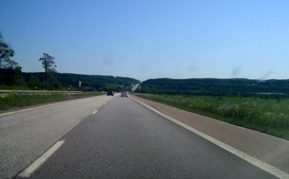 Motorväg i Halland